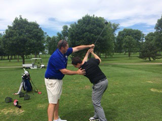 Casey VanDamme Brookings South Dakota Golf Lessons